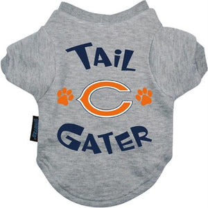 Chicago Bears Tail Gater Tee Shirt - staygoldendoodle.com