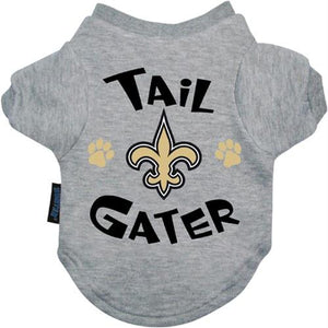 New Orleans Saints Tail Gater Tee Shirt - staygoldendoodle.com