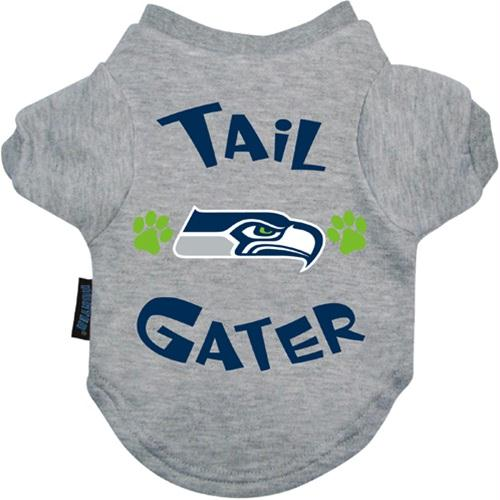 Seattle Seahawks Tail Gater Tee Shirt - staygoldendoodle.com