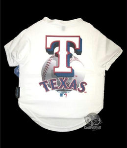 Texas Rangers Performance Tee Shirt - staygoldendoodle.com