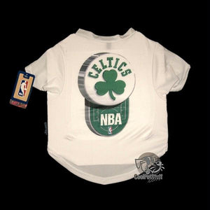 Boston Celtics Performance Tee Shirt - staygoldendoodle.com