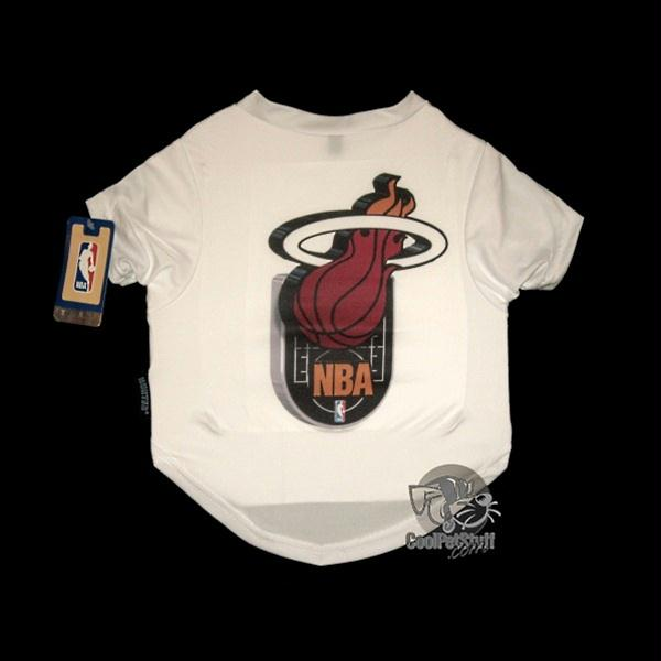 Miami Heat Performance Tee Shirt - staygoldendoodle.com