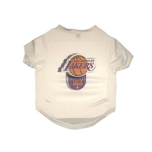 Los Angeles Lakers Performance Tee Shirt - staygoldendoodle.com