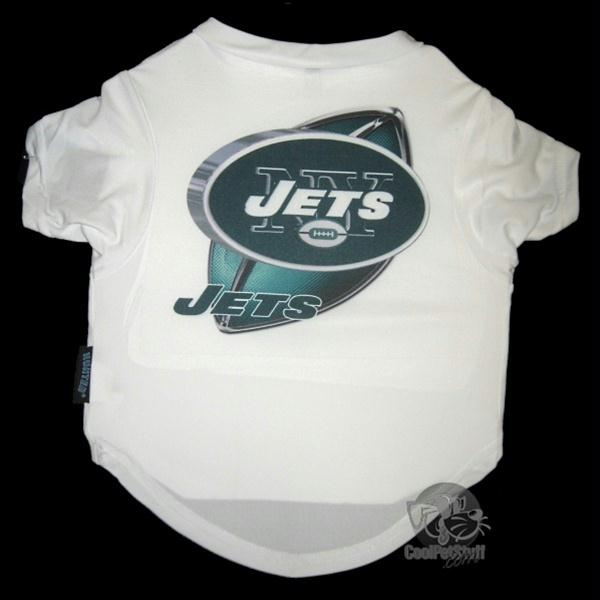 New York Jets Performance Tee Shirt - staygoldendoodle.com