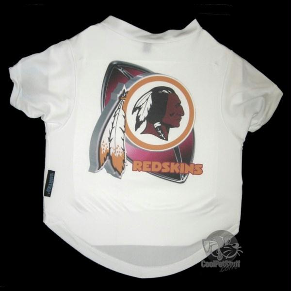 Washington Redskins Performance Tee Shirt - staygoldendoodle.com