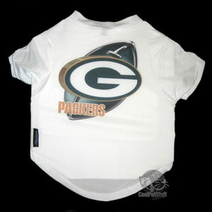 Green Bay Packers Performance Tee Shirt - staygoldendoodle.com