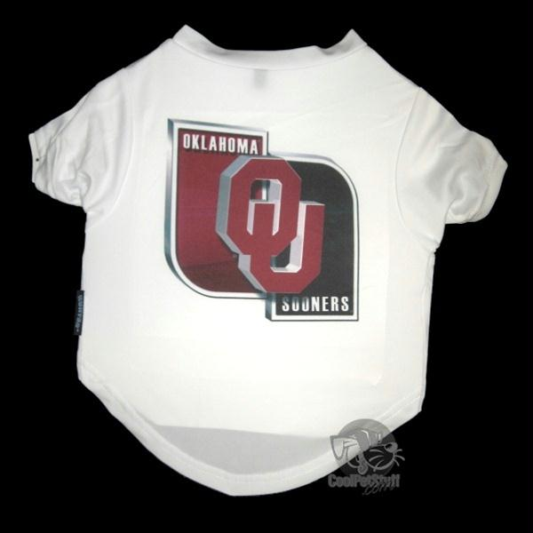 Oklahoma Sooners Performance Tee Shirt - staygoldendoodle.com