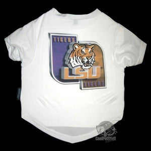 LSU Tigers Performance Tee Shirt - staygoldendoodle.com