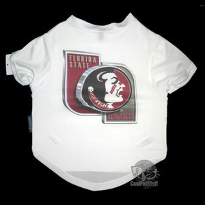 Florida State Seminoles Performance Tee Shirt - staygoldendoodle.com