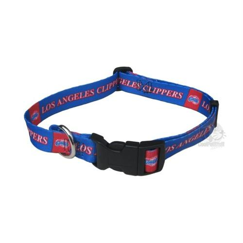 Los Angeles Clippers Pet Collar - staygoldendoodle.com