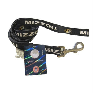 Missouri Tigers Dog Leash - staygoldendoodle.com