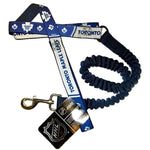 Toronto Maple Leafs Bungee Ribbon Pet Leash - staygoldendoodle.com