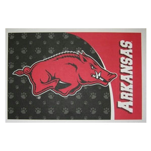 Arkansas Razorbacks Pet Mat - staygoldendoodle.com