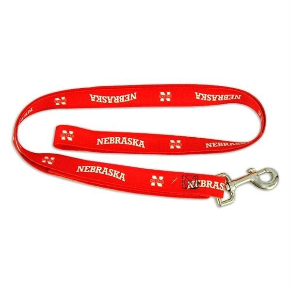 Nebraska Huskers Pet Leash - staygoldendoodle.com