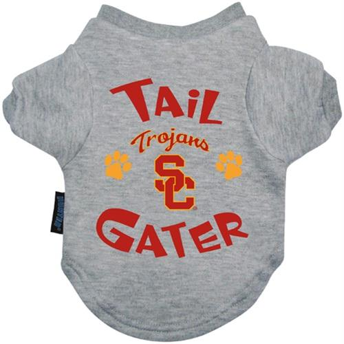 USC Trojans Tail Gater Tee Shirt - staygoldendoodle.com