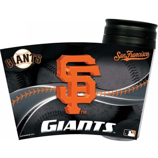 San Francisco Giants Acrylic Tumbler w- Lid - staygoldendoodle.com