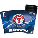 Texas Rangers Acrylic Tumbler w- Lid - staygoldendoodle.com