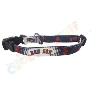 Boston Red Sox Pet Collar - staygoldendoodle.com