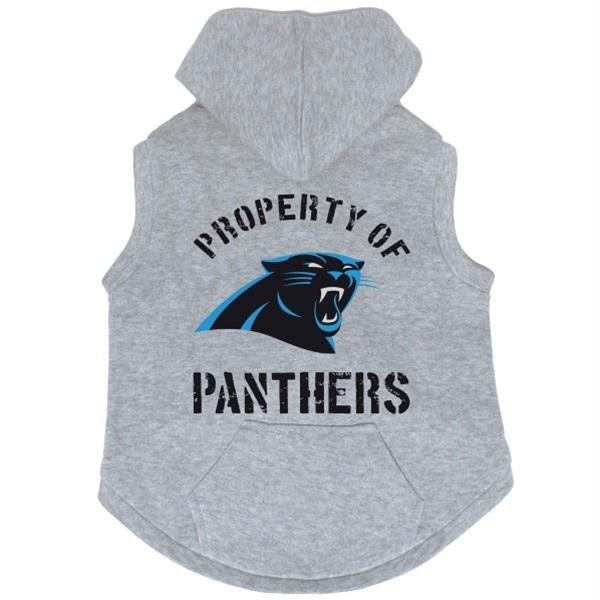Carolina Panthers Pet Hoodie Sweatshirt - staygoldendoodle.com