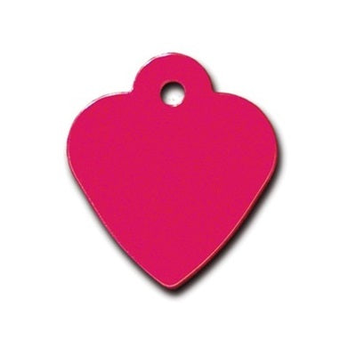 Small Standard Heart ID Tag - staygoldendoodle.com