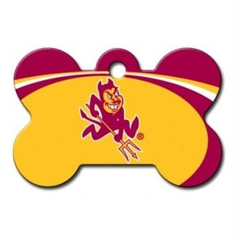 Arizona State Bone ID Tag - staygoldendoodle.com
