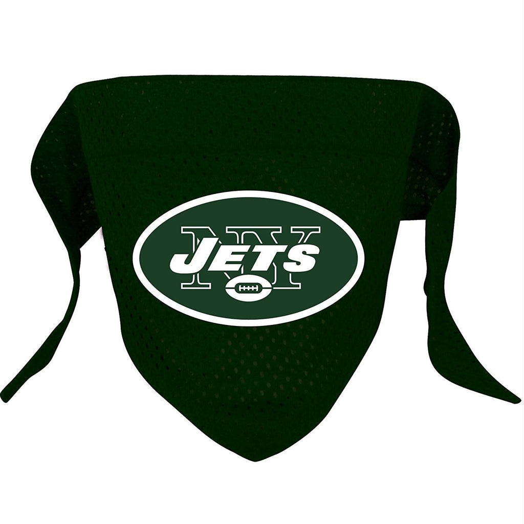 New York Jets Pet Mesh Bandana - staygoldendoodle.com