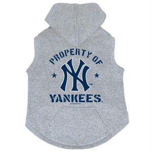 New York Yankees Pet Hoodie Sweatshirt - staygoldendoodle.com