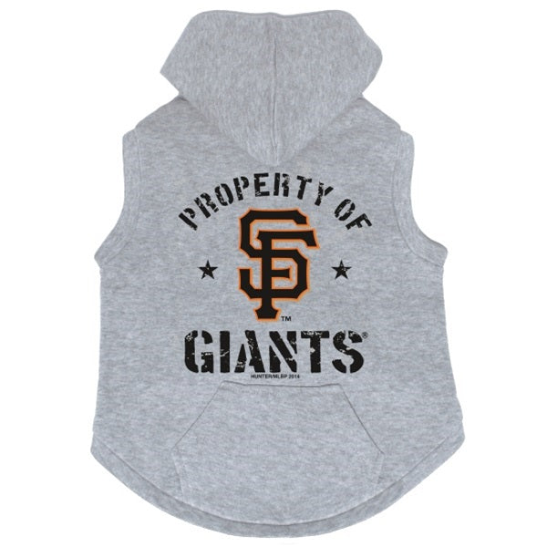 San Francisco Giants Pet Hoodie Sweatshirt - staygoldendoodle.com