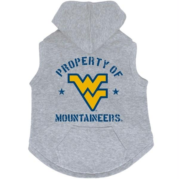 West Virginia Mountaineers Hoodie Sweatshirt - staygoldendoodle.com