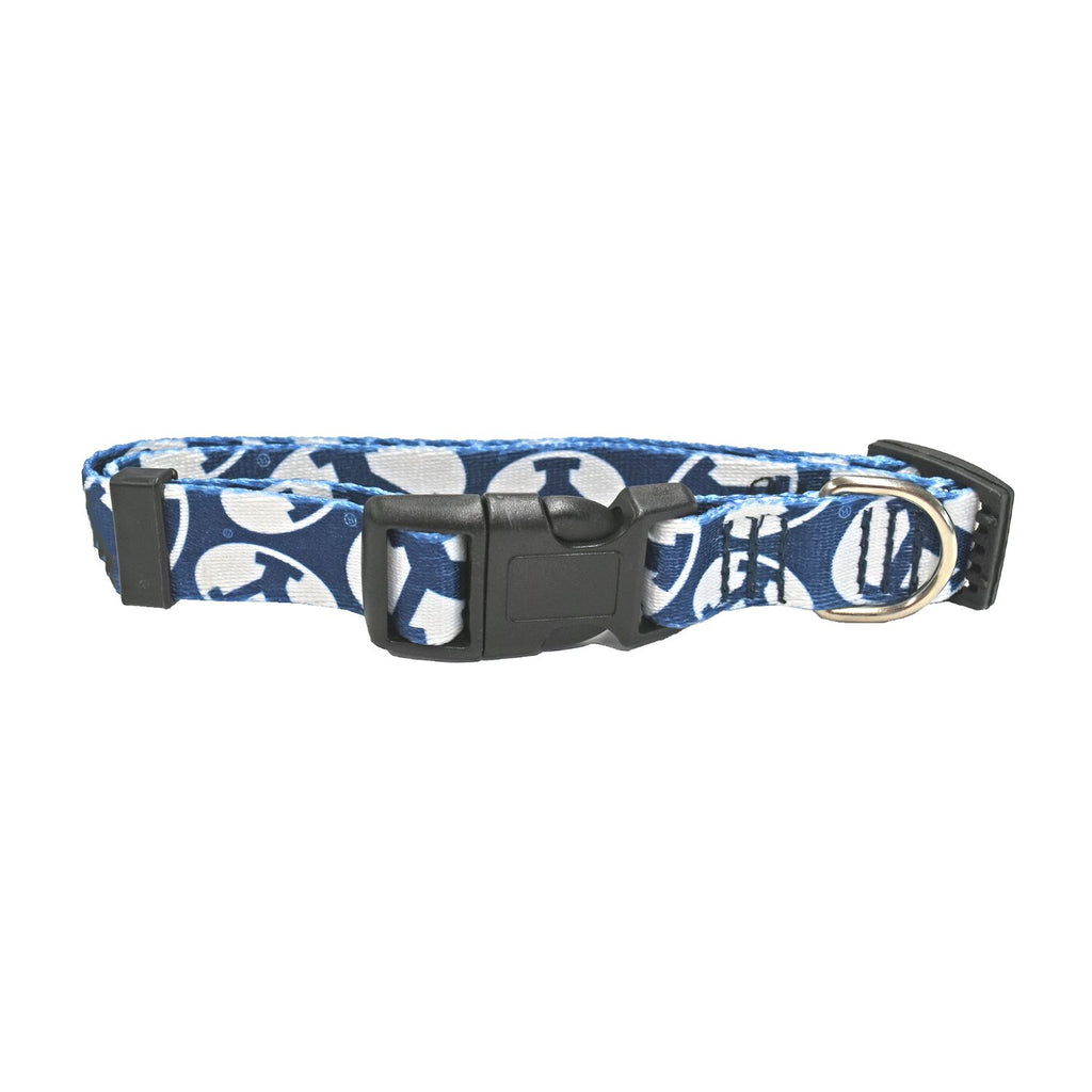 Brigham Young Cougars Pet Nylon Collar