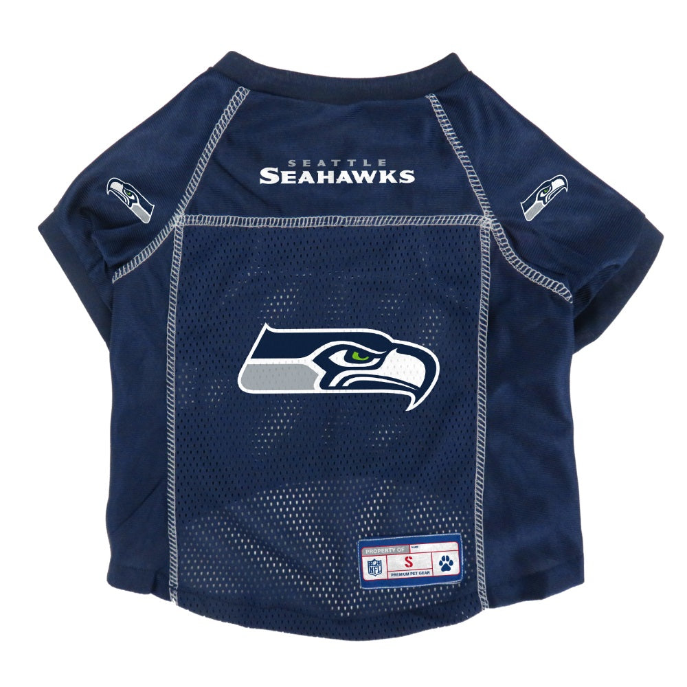 Seattle Seahawks Pet Mesh Jersey - staygoldendoodle.com