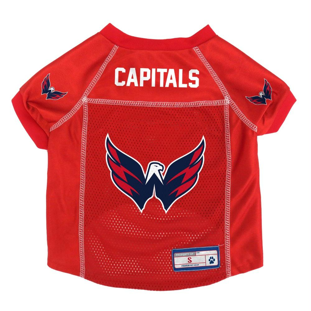 Washington Capitals Pet Jersey - staygoldendoodle.com
