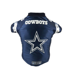 Dallas Cowboys Pet Premium Jersey - staygoldendoodle.com