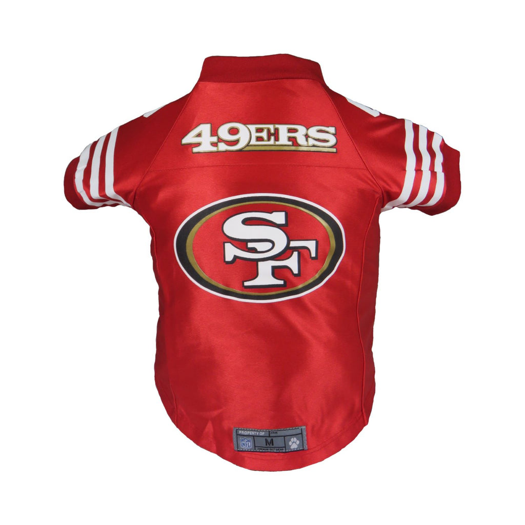 San Francisco 49ers Pet Premium Jersey