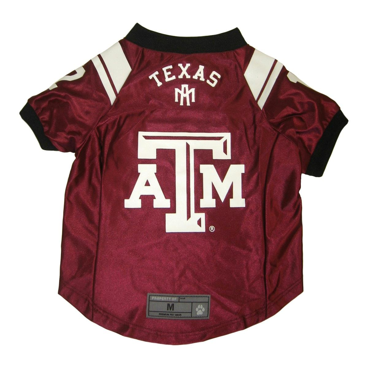 Texas A&M Aggies Pet Premium Jersey - staygoldendoodle.com