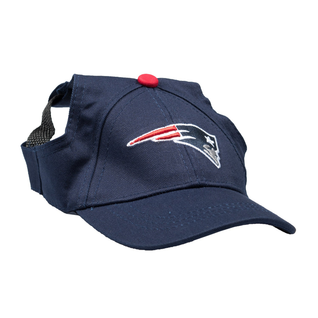 New England Patriots Pet Baseball Hat - staygoldendoodle.com