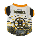 Boston Bruins Pet Performance Tee - staygoldendoodle.com