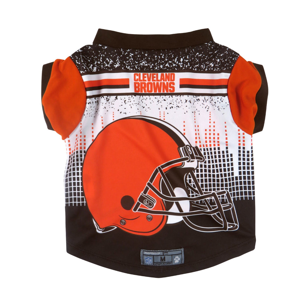 Cleveland Browns Pet Performance Tee - staygoldendoodle.com