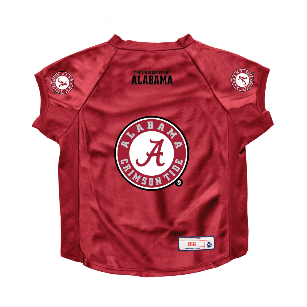 Alabama Crimson Tide Pet Stretch Jersey