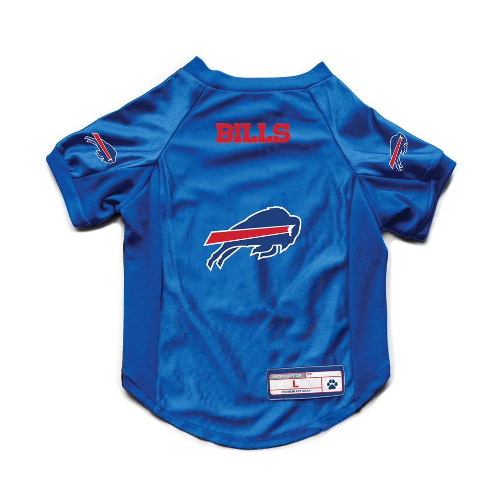 Buffalo Bills Pet Stretch Jersey