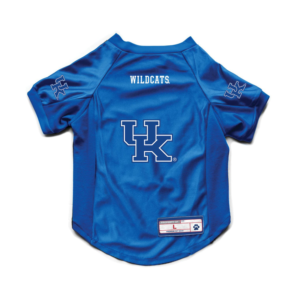 Kentucky Wildcats Pet Stretch Jersey