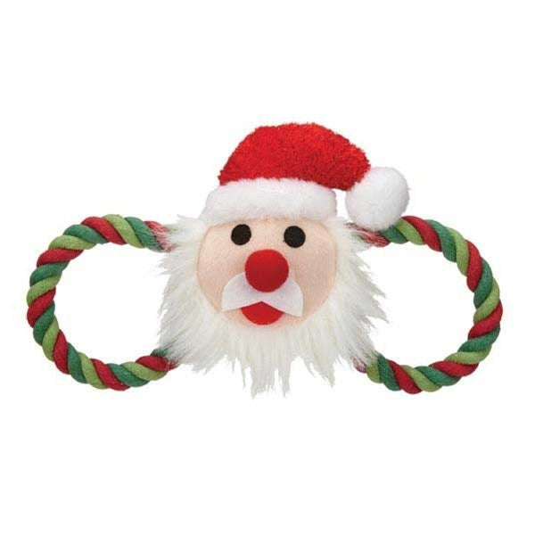 Holiday Hug Tug Dog Toys - staygoldendoodle.com