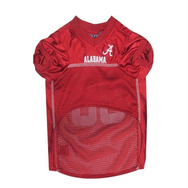 Alabama Crimson Tide Pet Jersey - staygoldendoodle.com