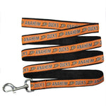 Anaheim Ducks Pet Leash by Pets First - staygoldendoodle.com