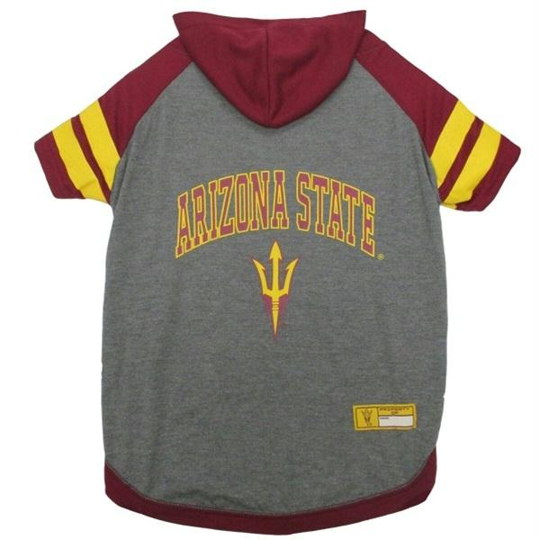 Arizona State Sun Devils Pet Hoodie T-Shirt - staygoldendoodle.com