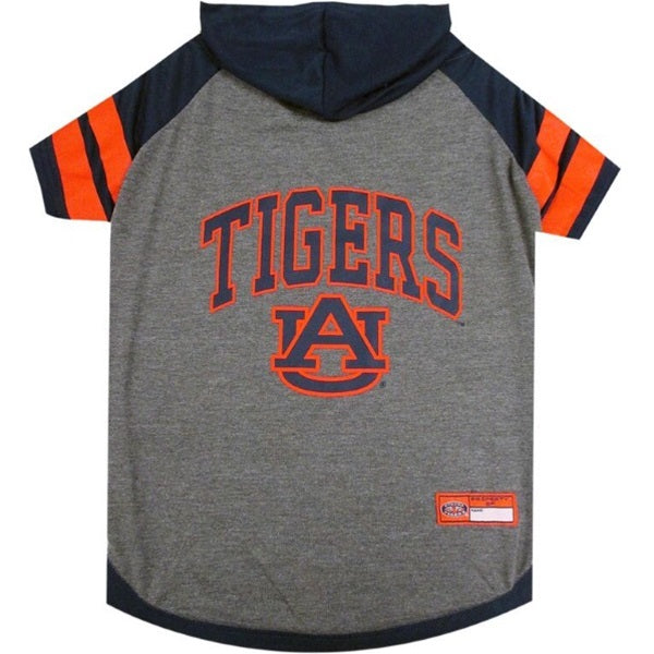 Auburn Tigers Pet Hoodie T-Shirt - staygoldendoodle.com