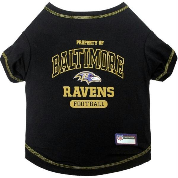 Baltimore Ravens Pet T-Shirt - staygoldendoodle.com