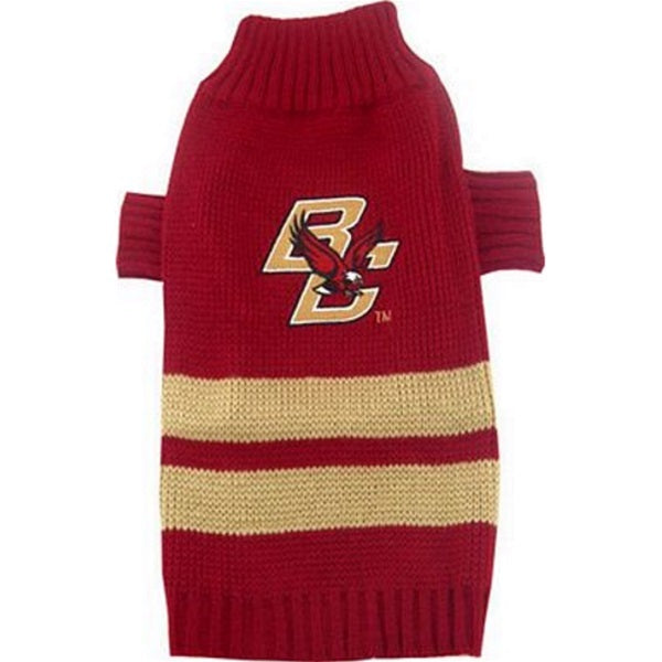 Boston College Eagles Pet Sweater - staygoldendoodle.com