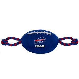 Buffalo Bills Pet Nylon Football - staygoldendoodle.com