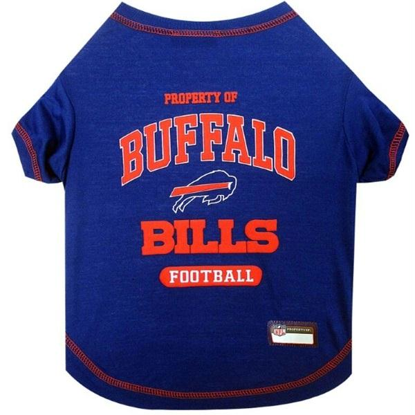 Buffalo Bills Pet T-Shirt - staygoldendoodle.com